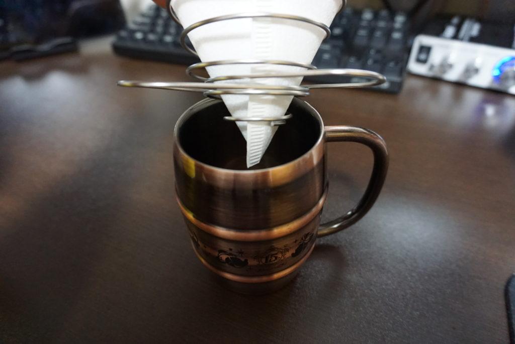 コーヒーバネット 先端